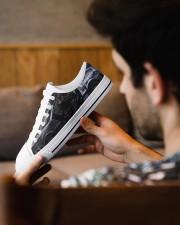Delor future shoe dvhd-pml Men's Low Top White Shoes aos-complex-men-white-low-shoes-lifestyle-10