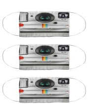 polaroid mas Cloth Face Mask - 3 Pack front