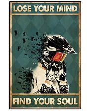 Lose mind motorcycle dvhd-ntv Vertical Poster tile