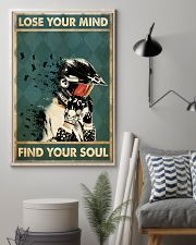 Lose mind motorcycle dvhd-ntv 16x24 Poster lifestyle-poster-1