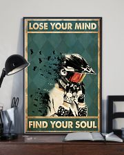 Lose mind motorcycle dvhd-ntv 16x24 Poster lifestyle-poster-2