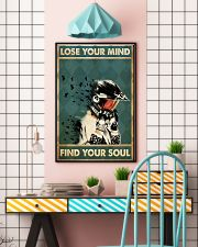Lose mind motorcycle dvhd-ntv 16x24 Poster lifestyle-poster-6