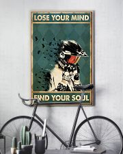 Lose mind motorcycle dvhd-ntv 16x24 Poster lifestyle-poster-7