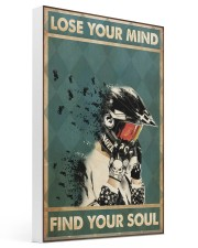Lose mind motorcycle dvhd-ntv 16x24 Gallery Wrapped Canvas Prints thumbnail