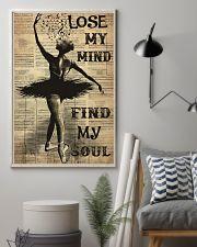 ballet findmysoul dvhd pml 16x24 Poster lifestyle-poster-1