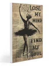 ballet findmysoul dvhd pml Gallery Wrapped Canvas Prints tile