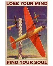 Air race find soul dvhd-cva 11x17 Poster front
