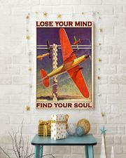Air race find soul dvhd-cva 11x17 Poster lifestyle-holiday-poster-3