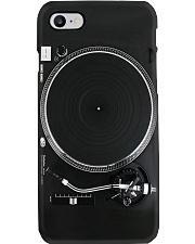 Vinyl turntable blk dvhd-pml Phone Case i-phone-8-case
