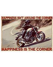 happiness corner dvhd ntv 36x24 Poster front