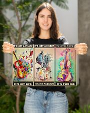 violin pasion dvhd ngt 17x11 Poster poster-landscape-17x11-lifestyle-19
