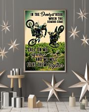 demon come motocross dvhd cva 11x17 Poster lifestyle-holiday-poster-1