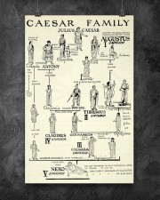 caesar family dvhd dqh 11x17 Poster aos-poster-portrait-11x17-lifestyle-12