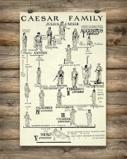 caesar family dvhd dqh 11x17 Poster aos-poster-portrait-11x17-lifestyle-14