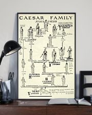 caesar family dvhd dqh 11x17 Poster lifestyle-poster-2