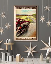 motocycle car race choosefun dvhd dqh 11x17 Poster lifestyle-holiday-poster-1