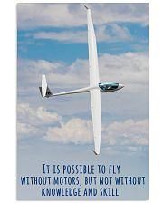 glider skill dvhd pml 11x17 Poster front