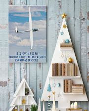 glider skill dvhd pml 11x17 Poster lifestyle-holiday-poster-2