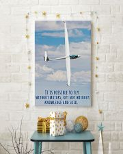 glider skill dvhd pml 11x17 Poster lifestyle-holiday-poster-3