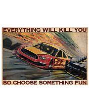 Nasc choose fun dvhd-ntv Horizontal Poster tile
