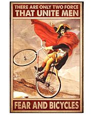 Napo bicycles 11x17 Poster front
