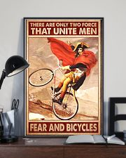 Napo bicycles 11x17 Poster lifestyle-poster-2