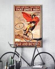 Napo bicycles 11x17 Poster lifestyle-poster-7
