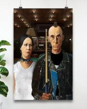 Billiard America goth pt dvhh-ntv 11x17 Poster aos-poster-portrait-11x17-lifestyle-19