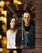 Billiard America goth pt dvhh-ntv 11x17 Poster aos-poster-portrait-11x17-lifestyle-24