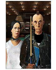 Billiard America goth pt dvhh-ntv 11x17 Poster front