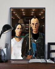 Billiard America goth pt dvhh-ntv 11x17 Poster lifestyle-poster-2