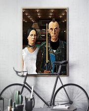 Billiard America goth pt dvhh-ntv 11x17 Poster lifestyle-poster-7