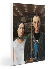 Billiard America goth pt dvhh-ntv Gallery Wrapped Canvas Prints tile