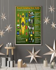 kayak camping dvhd cva  11x17 Poster lifestyle-holiday-poster-1