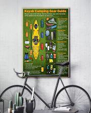 kayak camping dvhd cva  11x17 Poster lifestyle-poster-7