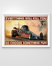 Drag Racing Choose ST Fun 10 PDN-nna 36x24 Poster poster-landscape-36x24-lifestyle-02