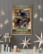Old man bike 11x17 Poster lifestyle-holiday-poster-1