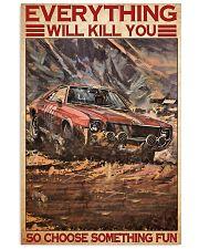 Rally choose fun dvhd-ntv 11x17 Poster front