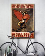 Napo skating 11x17 Poster lifestyle-poster-7