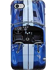 Shel cobr blue dvhd-pml Phone Case i-phone-8-case