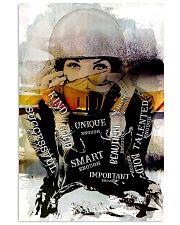 Kind enough biker dvhd-NTH 11x17 Poster front