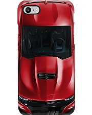 Chevr gen6 cama Garnet red dvhd-pnl Phone Case i-phone-8-case