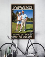 golf dont get old pt lqt NTH 11x17 Poster lifestyle-poster-7
