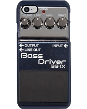 Guitar ef bos 112 bass drv dvhd Phone Case i-phone-8-case