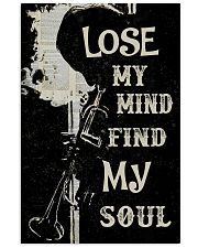 Lose my mind trumpet pt dvhh-ngt Vertical Poster tile