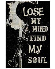 Lose my mind trumpet pt dvhh-ngt 16x24 Poster front