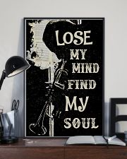 Lose my mind trumpet pt dvhh-ngt 16x24 Poster lifestyle-poster-2