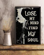 Lose my mind trumpet pt dvhh-ngt 16x24 Poster lifestyle-poster-3