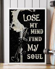 Lose my mind trumpet pt dvhh-ngt 16x24 Poster lifestyle-poster-4