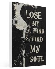 Lose my mind trumpet pt dvhh-ngt Gallery Wrapped Canvas Prints tile